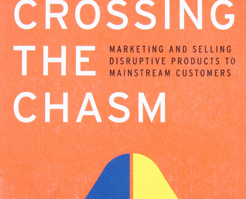book: crossing the chasm