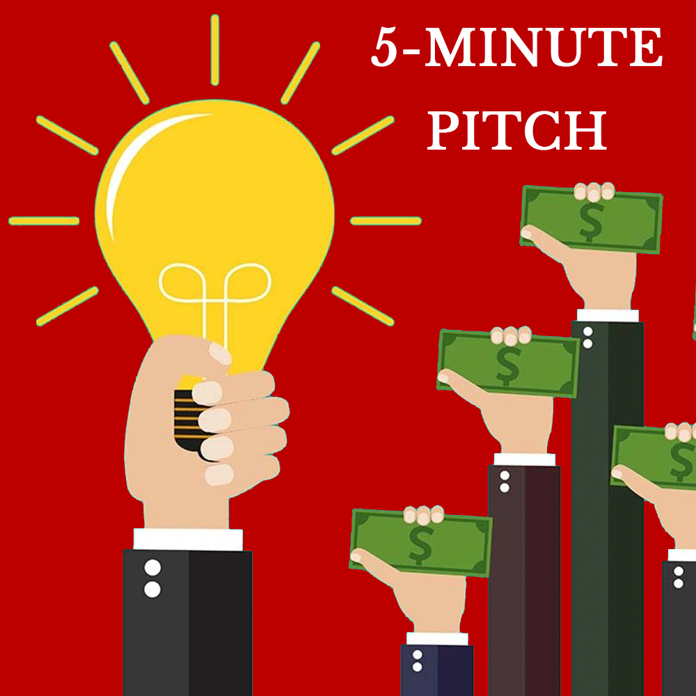 A GUIDE TO YOUR 5-MIN PITCH