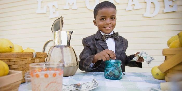 Child Entrepreneur